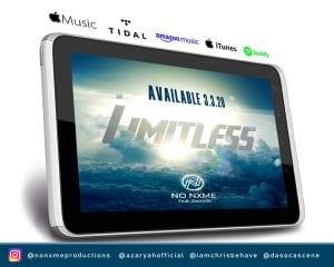 No Nxme - Limitless (Feat. Azaryah)