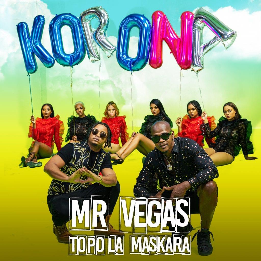 Mr Vegas - Korona - Topo La Maskara