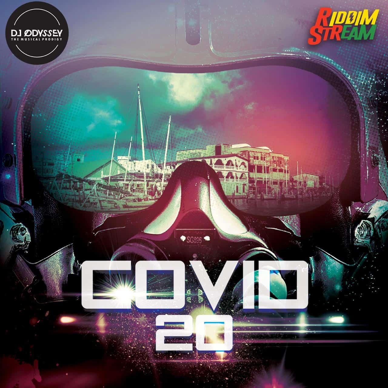 Dj Odyssey - Covid-20 - Mixtape