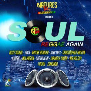 Soul Reggae Again- Natures Way Entertainment