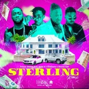 Prince Akeem feat. Stylo G, Chezeeko, Showa Dali - Sterling Remix