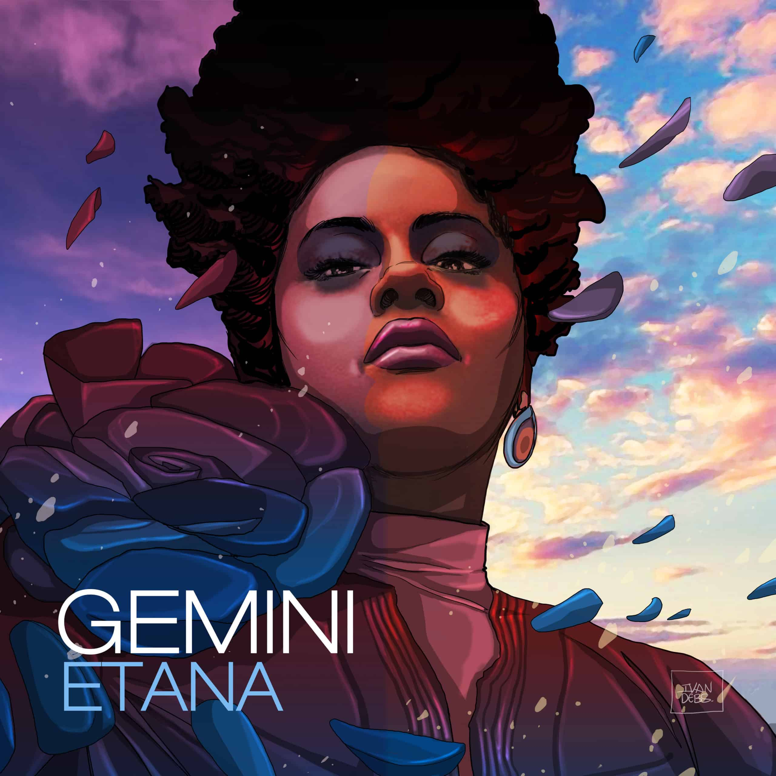 Etana - Bubble - Gemini Album