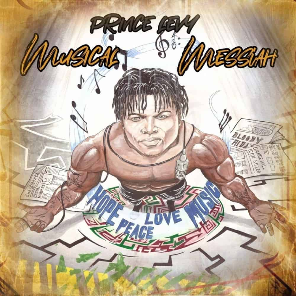 Musical Messiah By Prince Levy