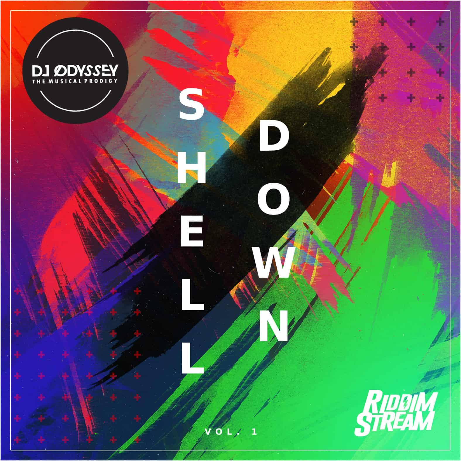 Dj Odyssey - Shell Down Vol. 1