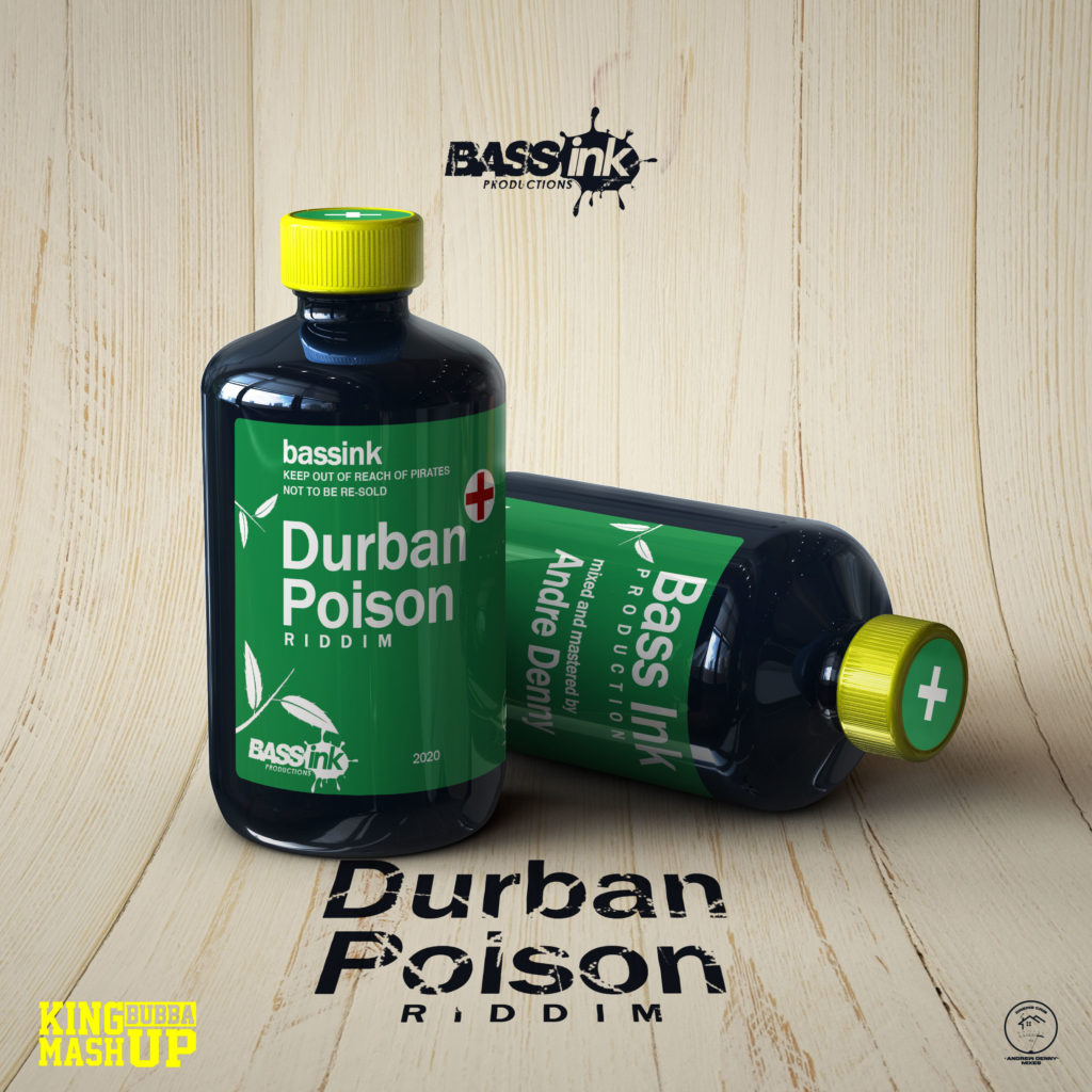Durban Poison Riddim - Various Artists - Bass Ink