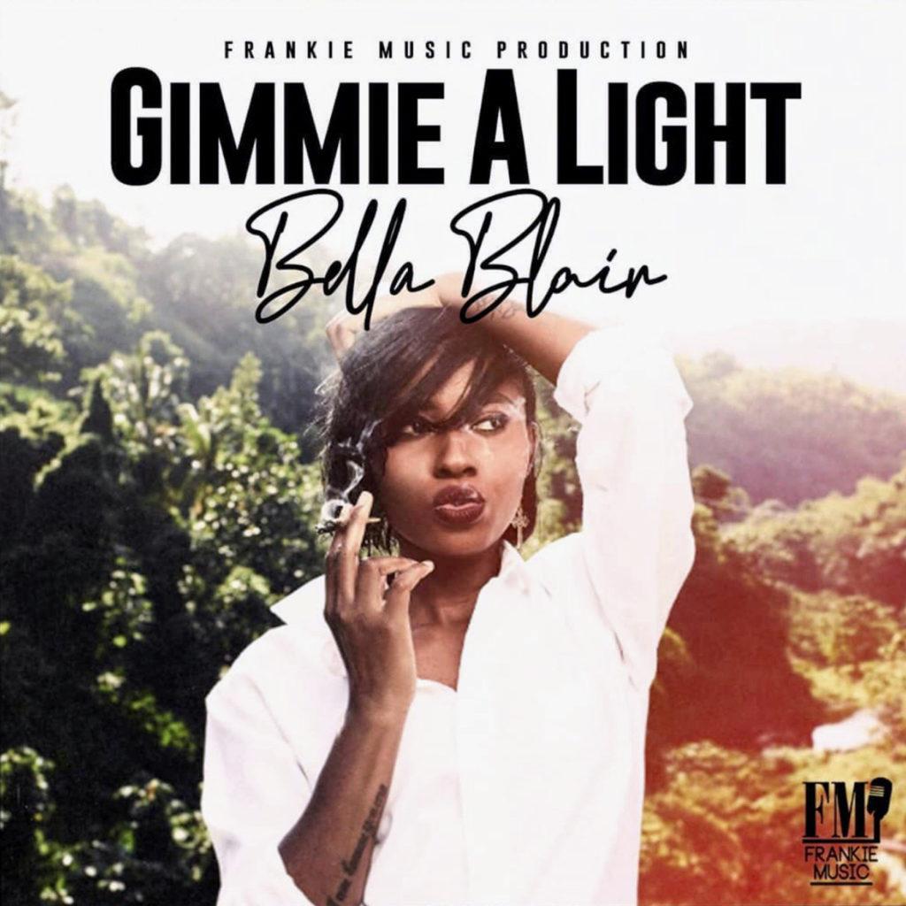 Bella Blair - Gimmie A Light - Frankie Music