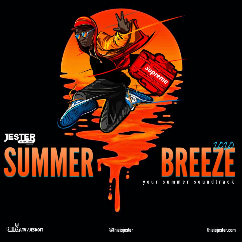 Jester x Summer Breeze 2020 Mixtape