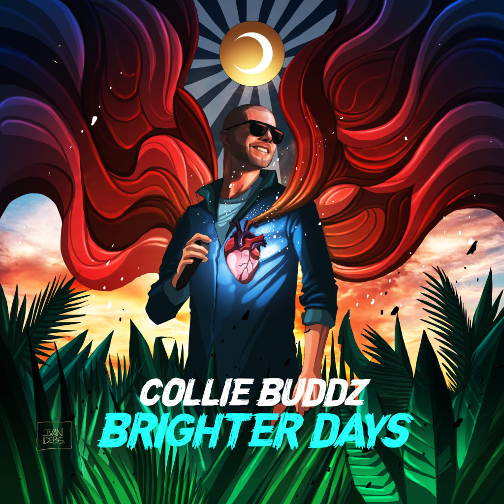 Collie Buddz - Brighter Days - DJ Pack