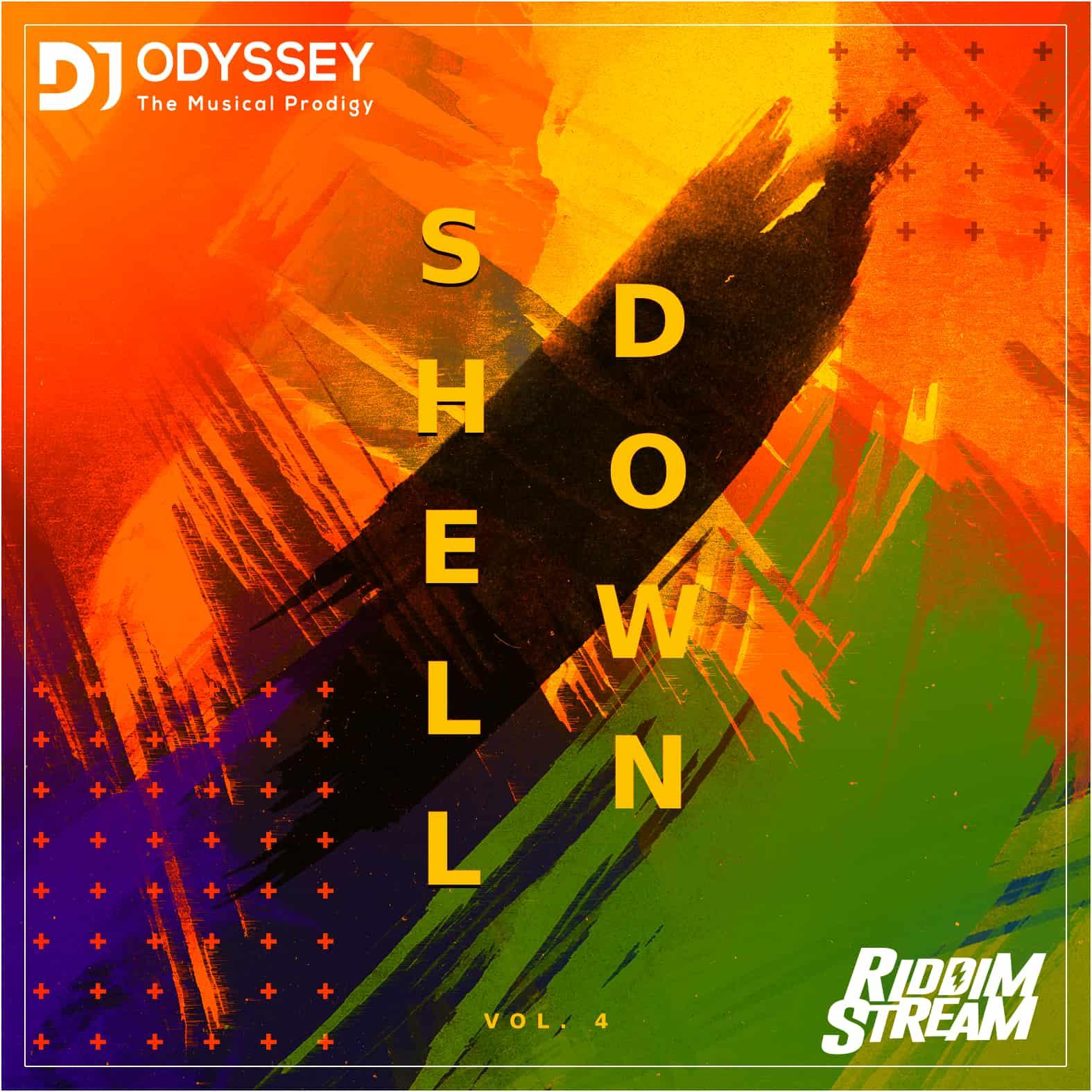 DJ Odyssey - Shell Down Vol 4 Mixtape