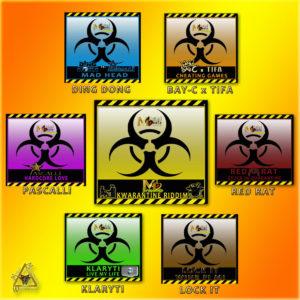 Kwarantine Riddim - Mogul Beatz