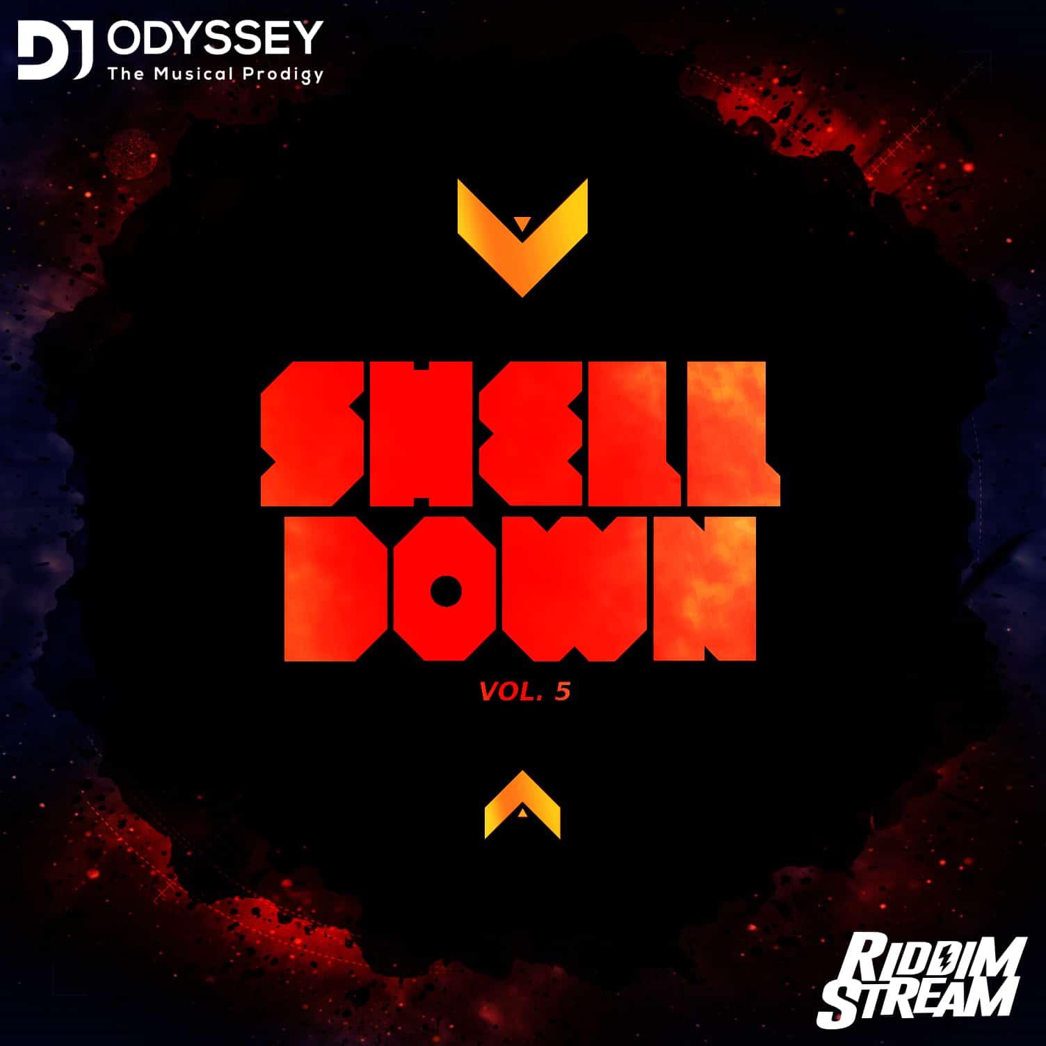 DJ Odyssey - Shell Down Vol. 5