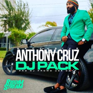 Anthony Cruz - New Singles - DJ Pack