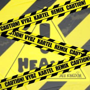 Jada Kingdom x Vybz Kartel - Heavy! (Remix)