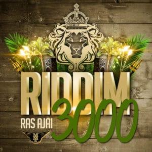 Ras Ajai - Riddim 3000 (JAH JAH IS FOR YOU) - Gem In Eye Album