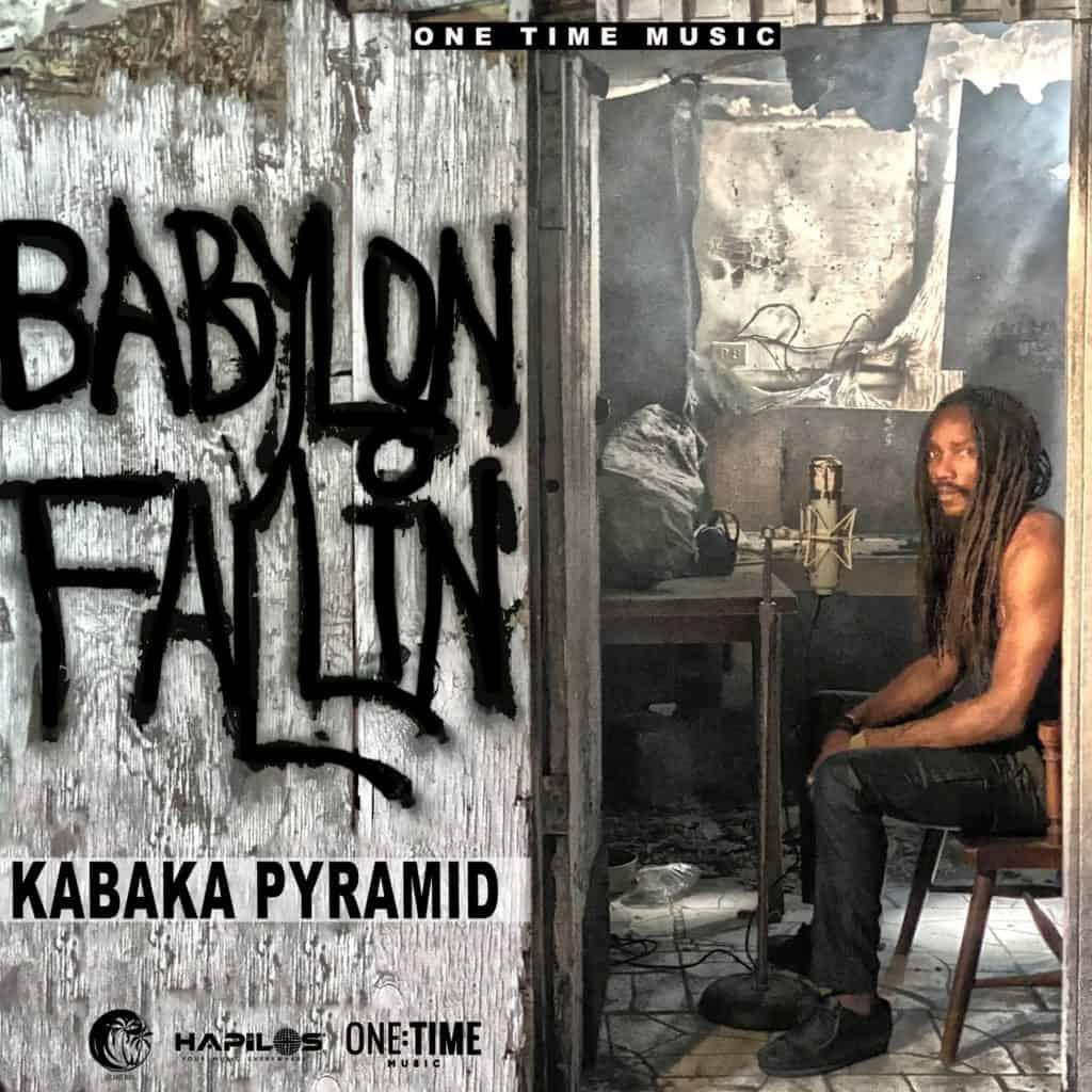 Kabaka Pyramid - Babylon Fallin - One Time Music