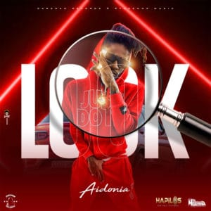 Aidonia - Look - 4th Genna Music / Darshan Records