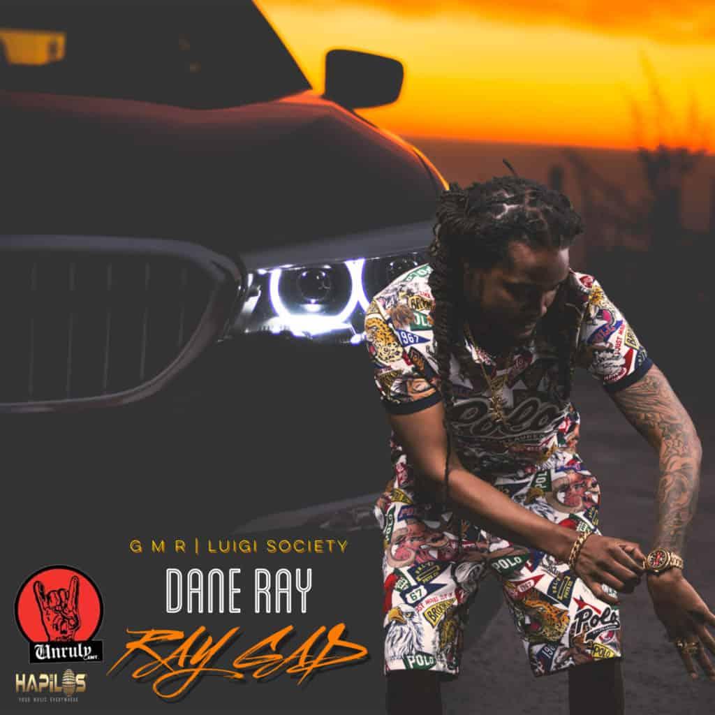 Dane Ray - Ray Gad (feat. Luigi Society & GMR) - Luigi Society & GMR Records