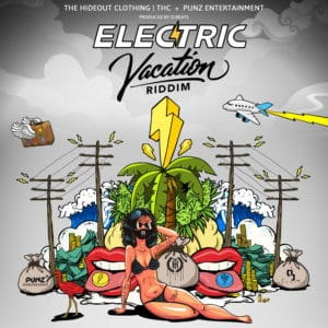 Electric Vacation Riddim - Various Artists