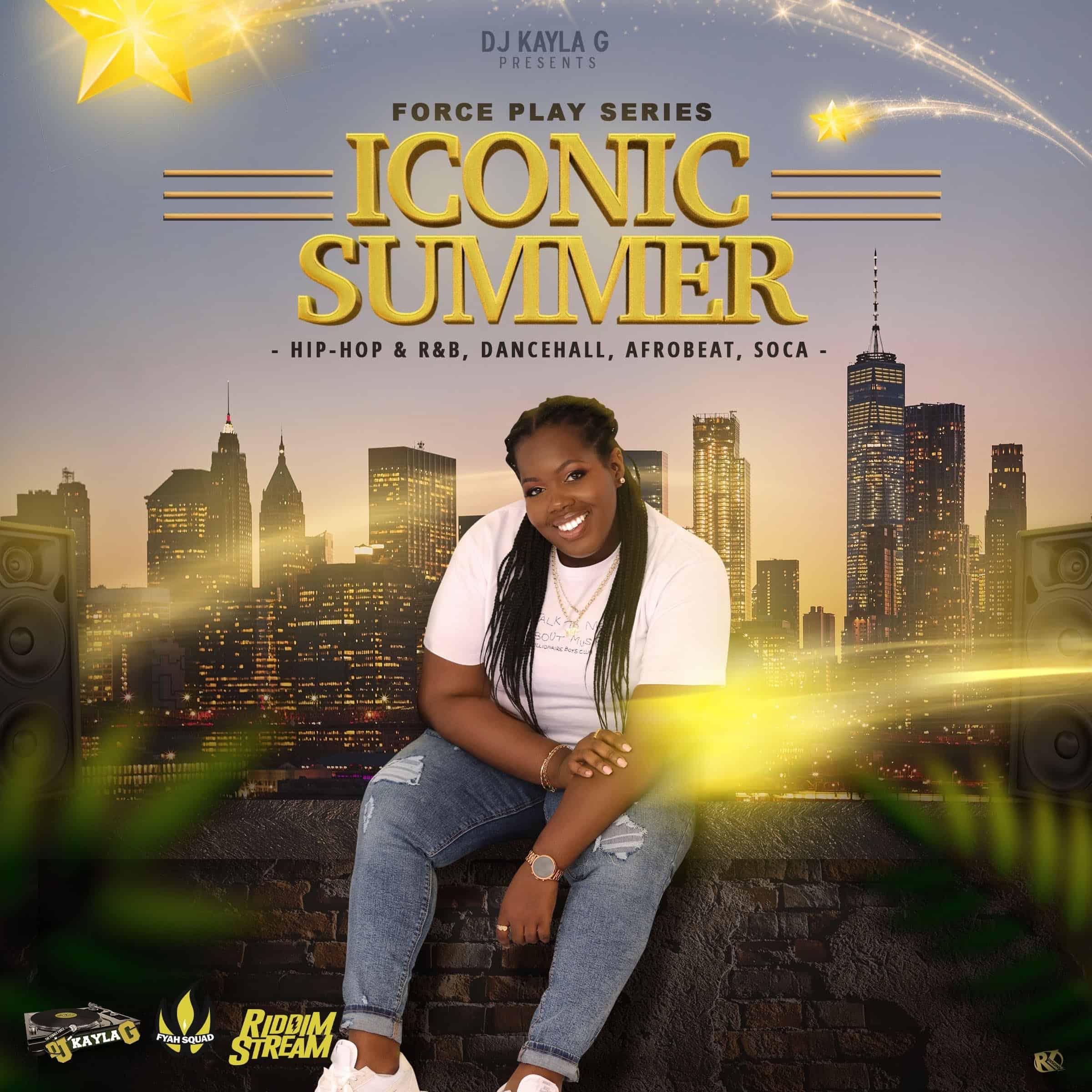 DJ Kayla G - Iconic Summer (2020 Mixtape)