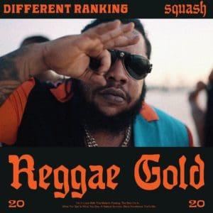 Squash - Different Ranking - Reggae Gold 2020Squash - Different Ranking - Reggae Gold 2020