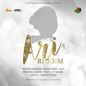 Ari Riddim - Various Artists - Champion Squad Music
