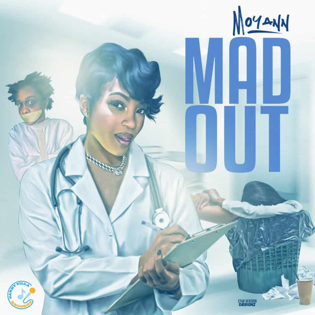 Moyann - Mad Out - DJ Frass Records