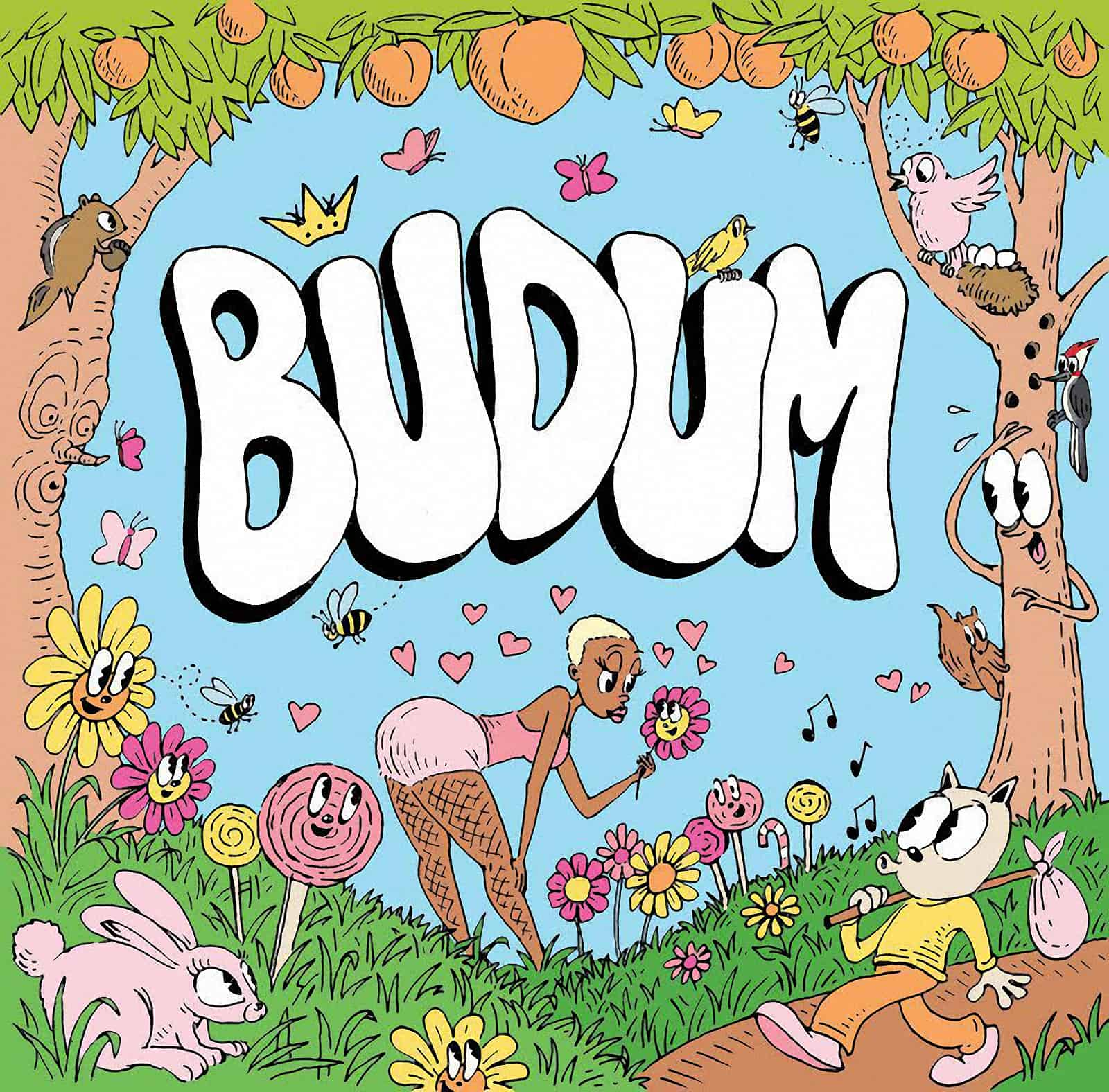 Jada Kingdom - Budum - Mad Decent / Pop Style Music