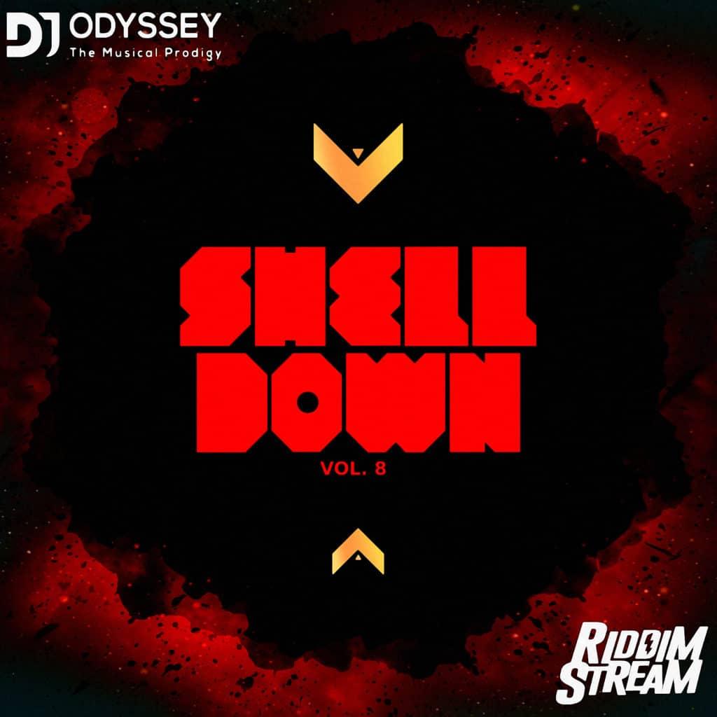 DJ Odyssey - Shell Down Vol 8