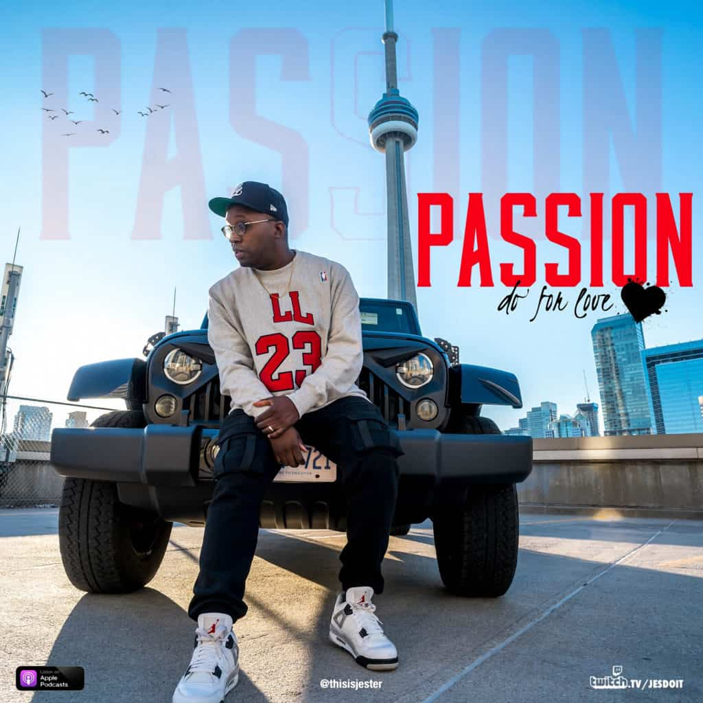 Jester - PASSION (Do For Love)