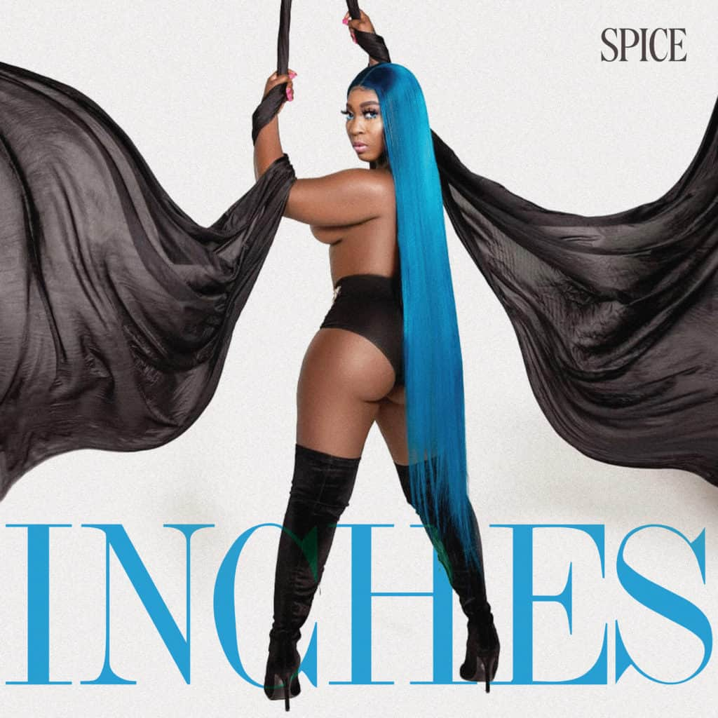 Spice - Inches - Reggae Gold 2020 Exclusive