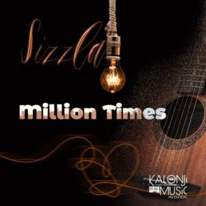 Sizzla - Million Times Album (Reggae)