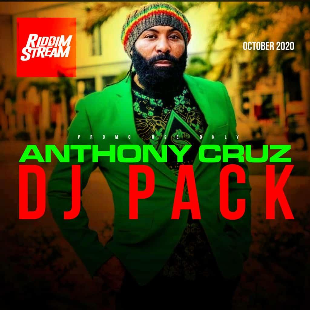 Anthony Cruz - October 2020 - DJ Pack