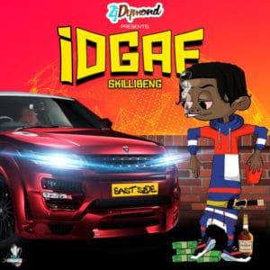 Skillibeng - IDGAF (Dancehall)