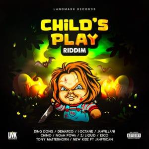 Childs Play Riddim - Landmark Records