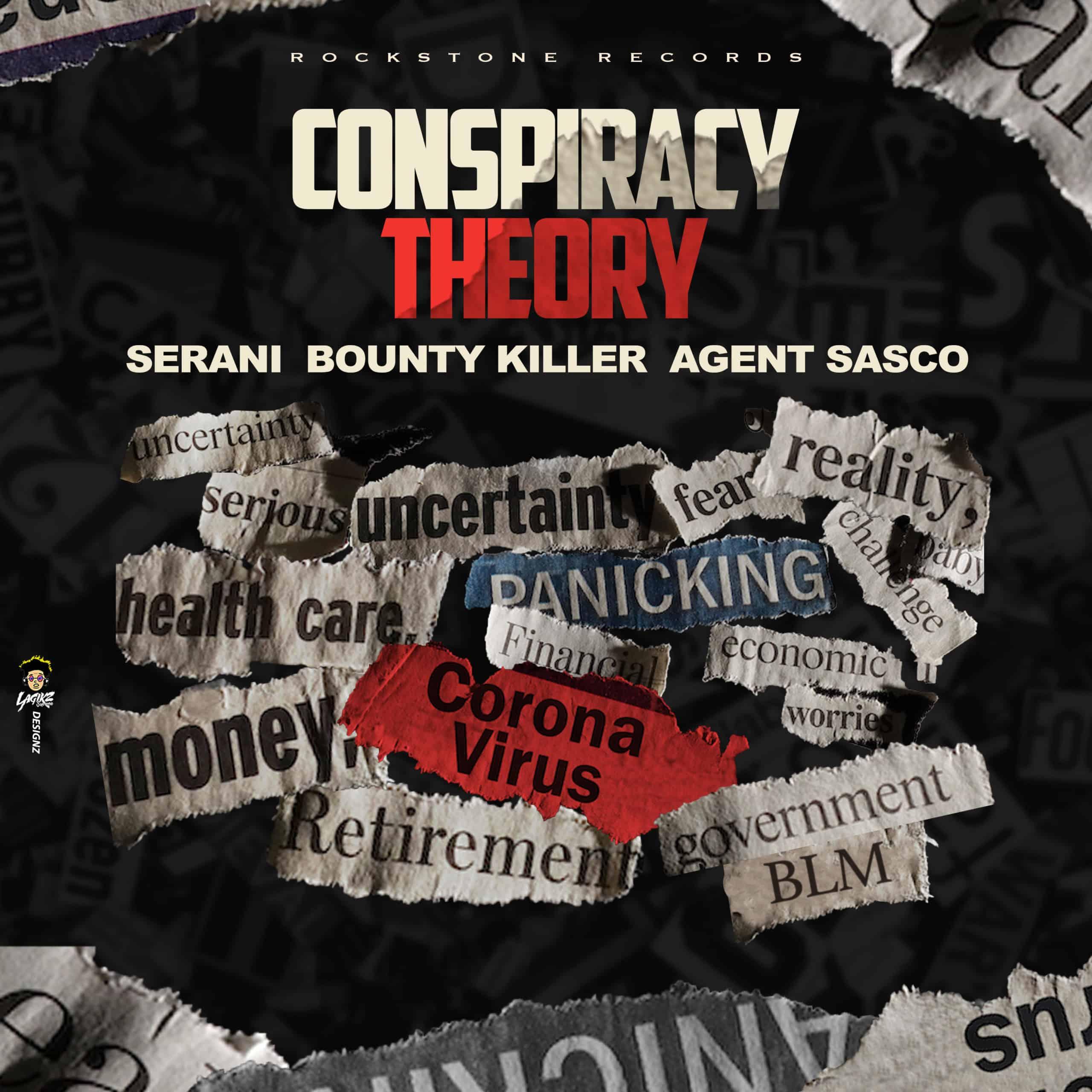 Bounty Killer x Agent Sasco x Serani - Conspiracy Theory