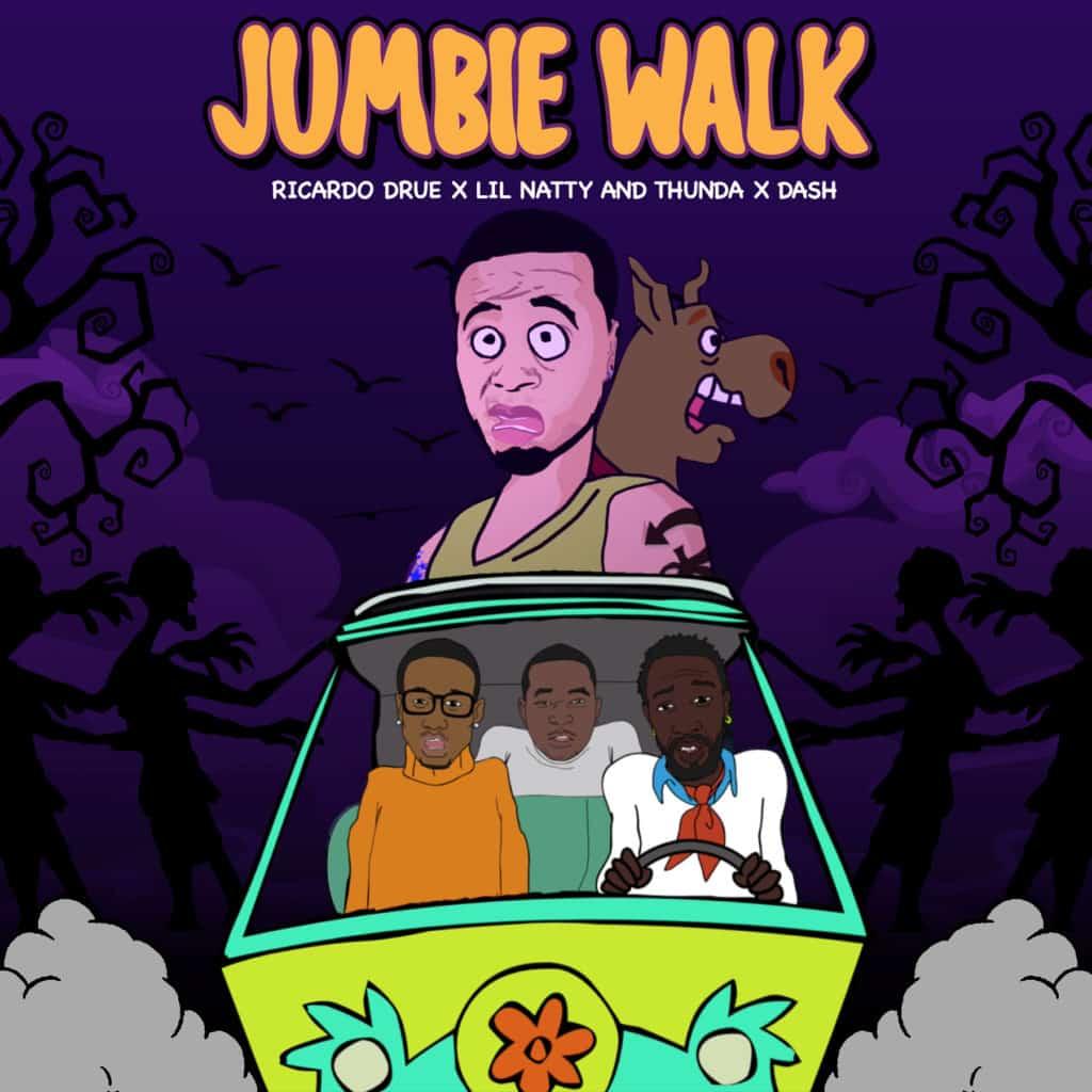 Jumbie Walk - Ricardo Drue Ft Lil Natty x Thunda x Dash (Walking Dead Remix)