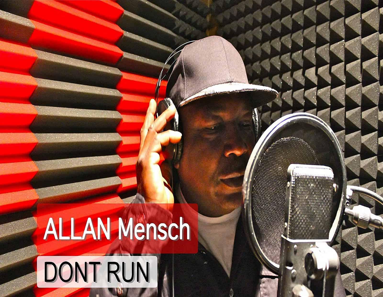 Allan Mensch - Dont Run - Tropic Vibez Studio