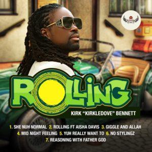 Kirkledove - Rolling EP