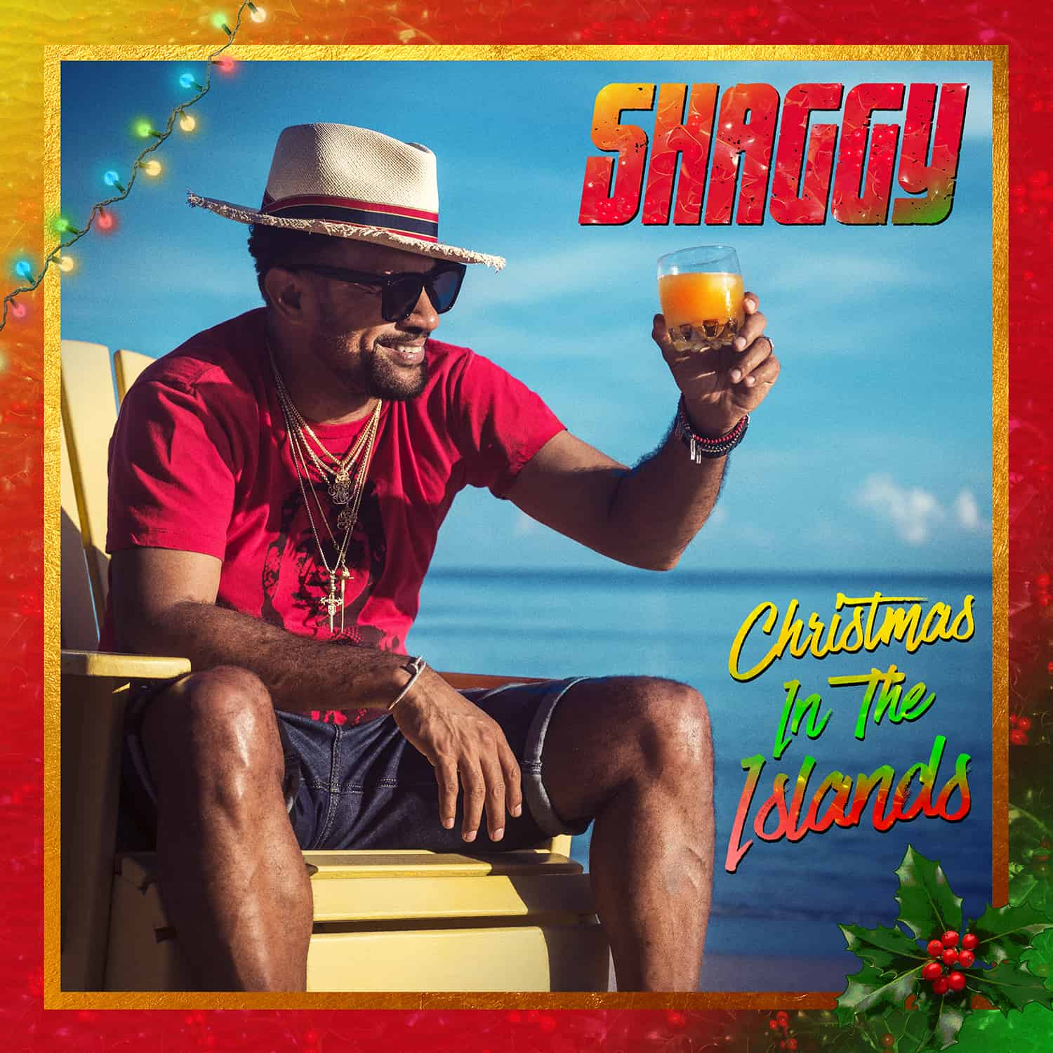 Shaggy - Christmas In The Islands - DJ Pack