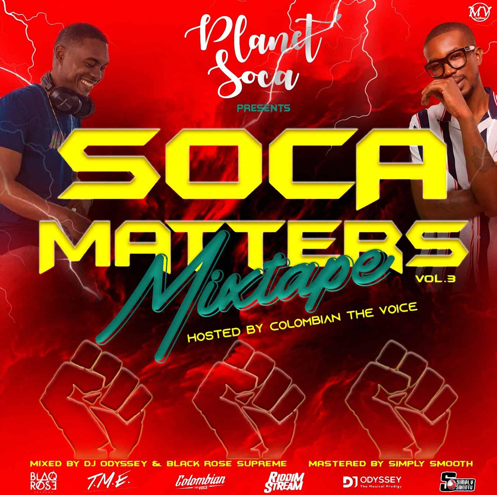 PlanetSoca - Soca Matters Vol. 3