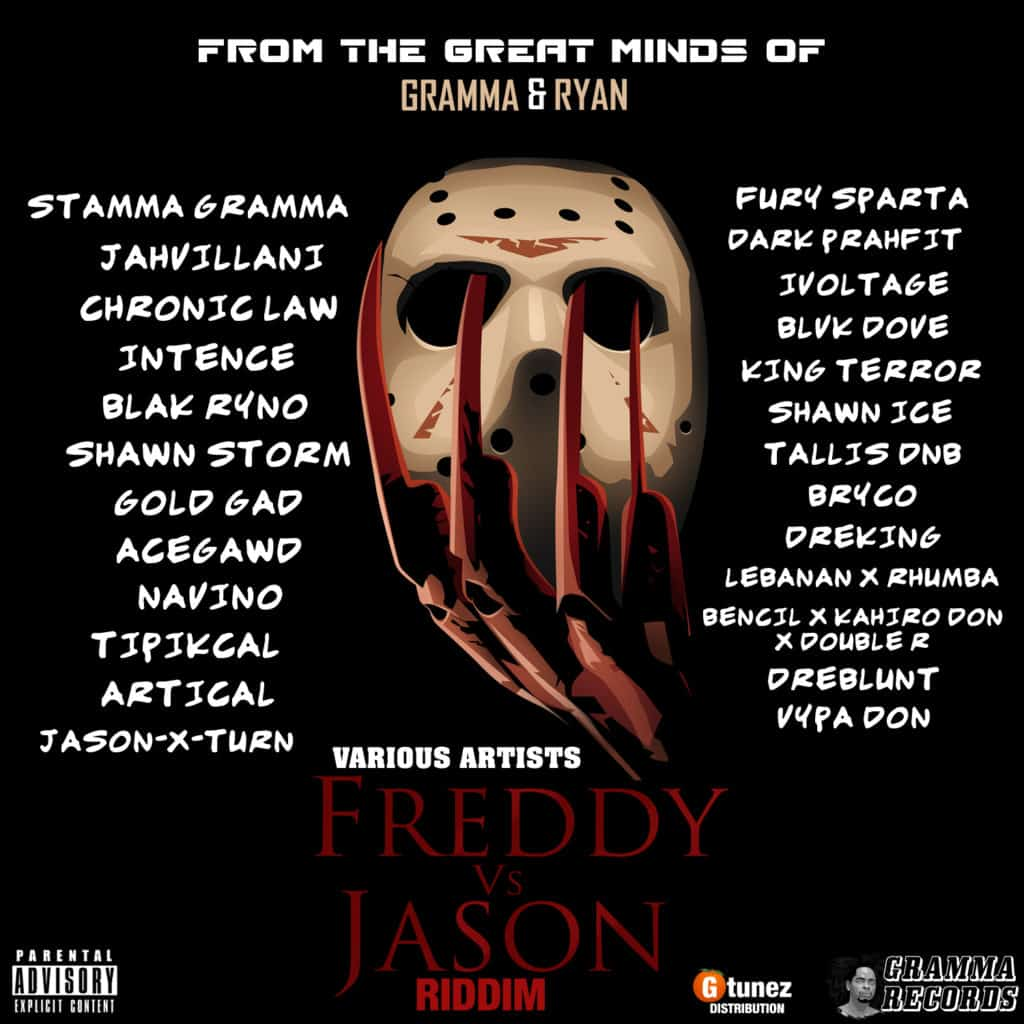 Freddy V Jason Riddim - Various Artists