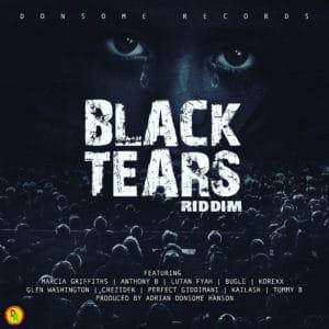 Black Tears Riddim - Donsome Records