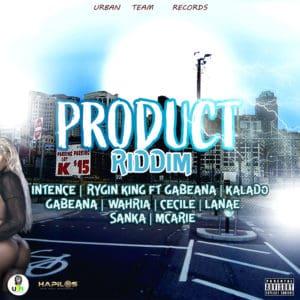 Product Riddim - Various Artists - Urban Team Records