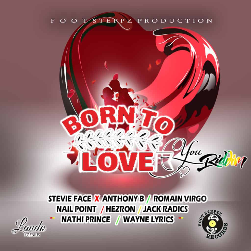 Born To Love You Riddim - Various Artists (Reggae)