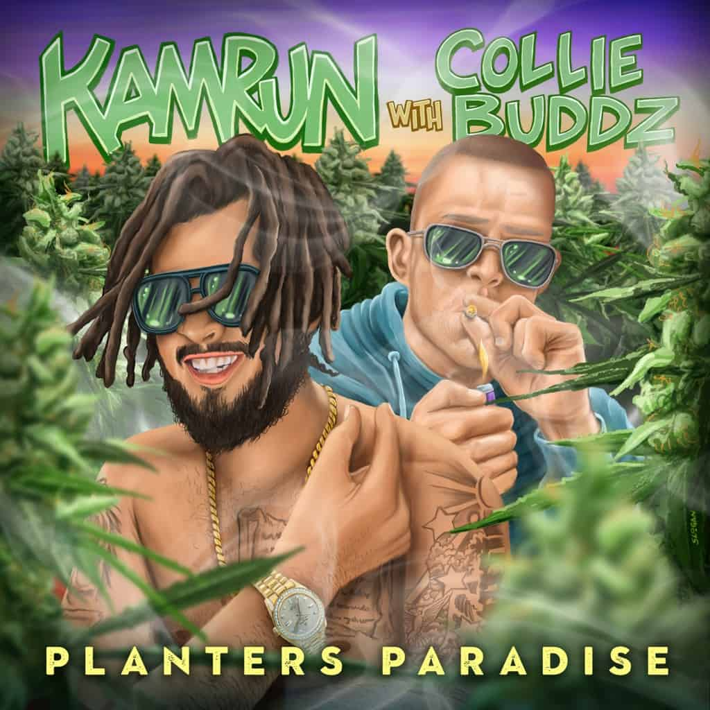 Planter's Paradise (feat. Collie Buddz) - Kamrun