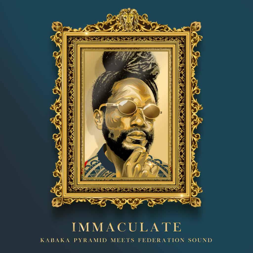 "Kabaka Pyramid meets Federation Sound ""Immaculate"" Mixtape"
