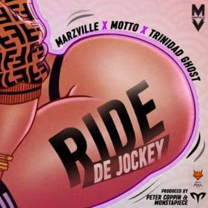 Marzville X Motto X Trinidad Ghost - Ride De Jockey