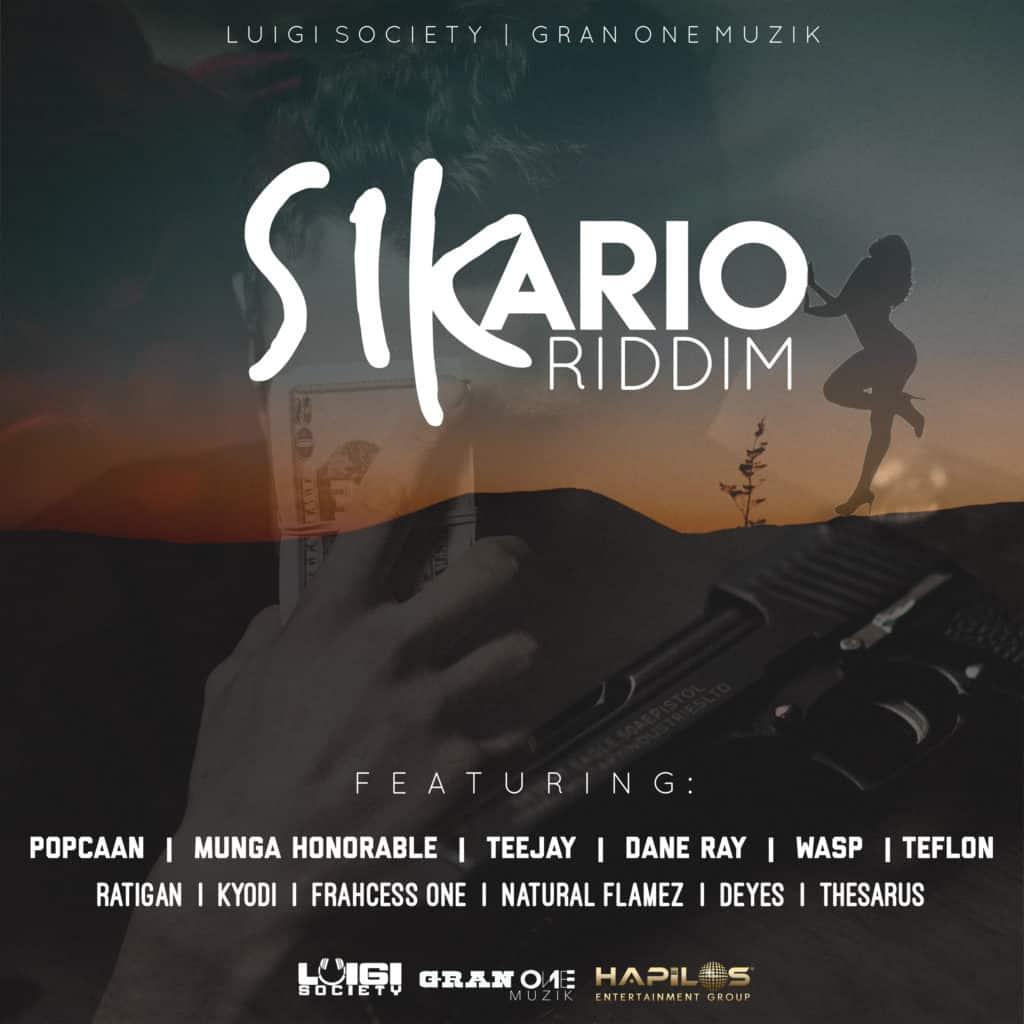 Sikario Riddim - Various Artists - Luigi Society / Portmore Society