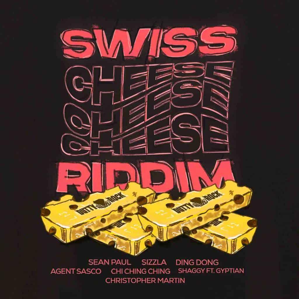 Swiss Cheese Riddim - Dutty Rock Productions