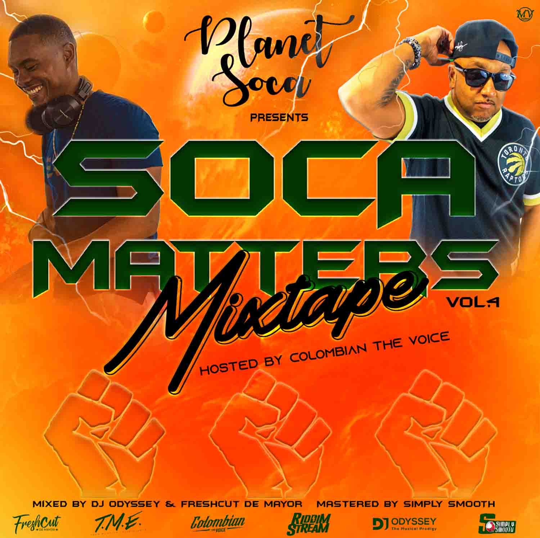 Planet Soca - Soca Matters Vol. 4